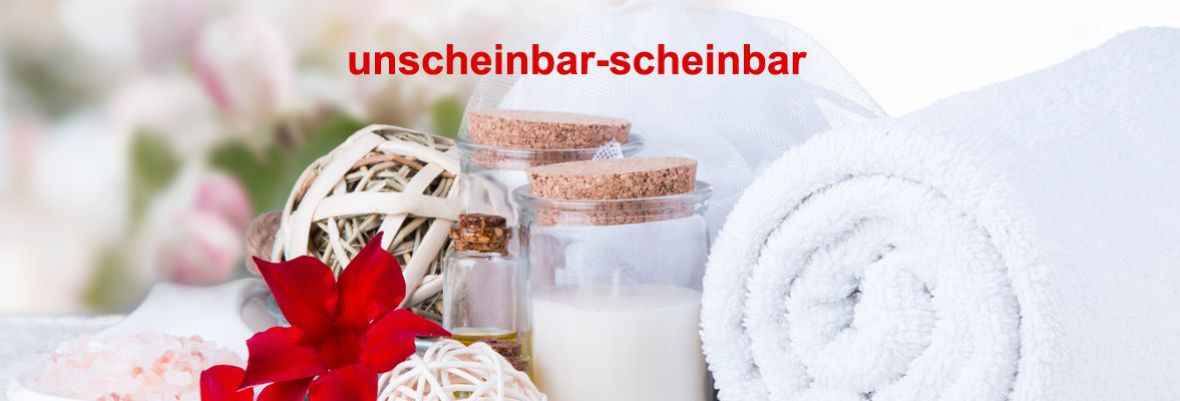 Massagestudio unscheinbar-scheinbar in Garmisch-Part.